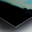 Geode II Metal print