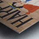 Harpers September Metal print