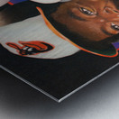 1986 Baltimore Orioles Ripken Murray Poster Impression metal