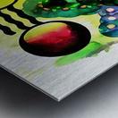 Hado Energy 3 Metal print