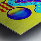 Hado Energy 8 Metal print