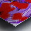 Purple Explorer Metal print
