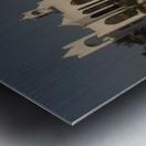 White Castle Metal print