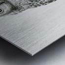Qwl Metal print