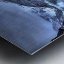 Lake Louise Winter Metal print