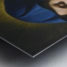 The Madonna at Prayer Metal print