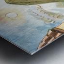 Granada by Walter Gramatte Metal print