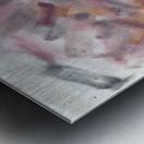 Coffins Metal print