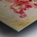 Blood Metal print