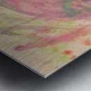 Untitled 1 (Joan Miro tribute) Metal print