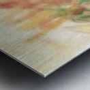 Composition 3 Metal print