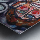 The wasters Metal print