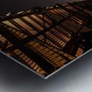 Cool Montreal Victoria Bridge Metal print