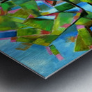 Cubistic Spring at Voorburg - 05-05-16 Metal print