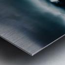 KANSAS STORM ROLLING IN! Metal print