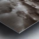 Breakthrough Skies Metal print