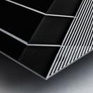 Fragile Symmetry Metal print