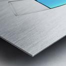The Suitors Metal print