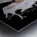 Liquidize Metal print