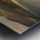 Mists... Metal print