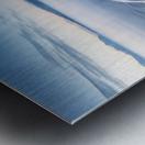 An ocean of time Metal print