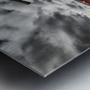 Framed Memories Metal print