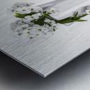 porcelain Metal print