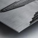 Taxiiii Metal print