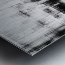 Lost among ghosts Metal print