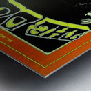 The Doors Metal print
