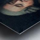 Autoportrait Metal print