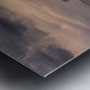 Vancouver Metal print