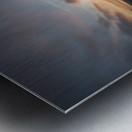 Belle Sunset Metal print
