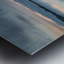 Inside the Harbour Metal print