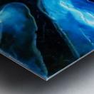 The ocean of my memory Impression metal