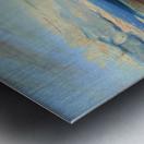 Meeresbucht in Italien Metal print