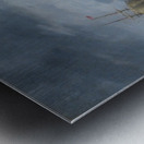 Shipping off Seaham Metal print