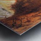 Oryantal Tabolar Metal print