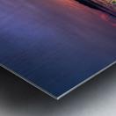 Raja Ampat sunrise Metal print