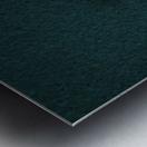 Close-Up Of Blackjack Playing Cards Showing Spades Royal Flush Metal print