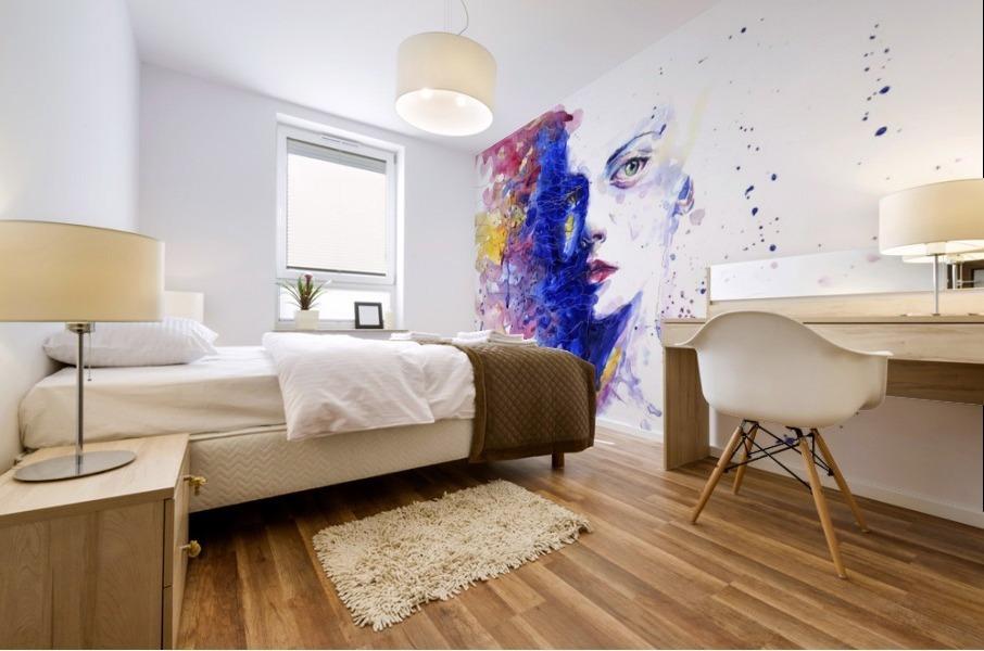 manpro Mural print
