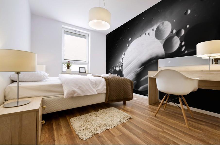Micro Galaxy - Micro Galaxie Mural print