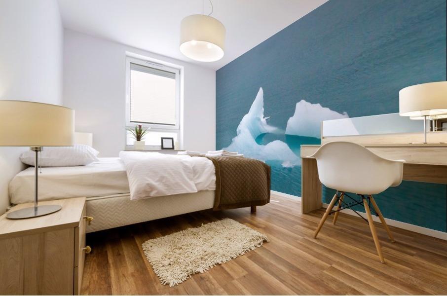 Iceberg Images - Alaska  Impression murale