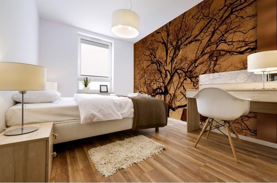 Magnificent Tree Mural print