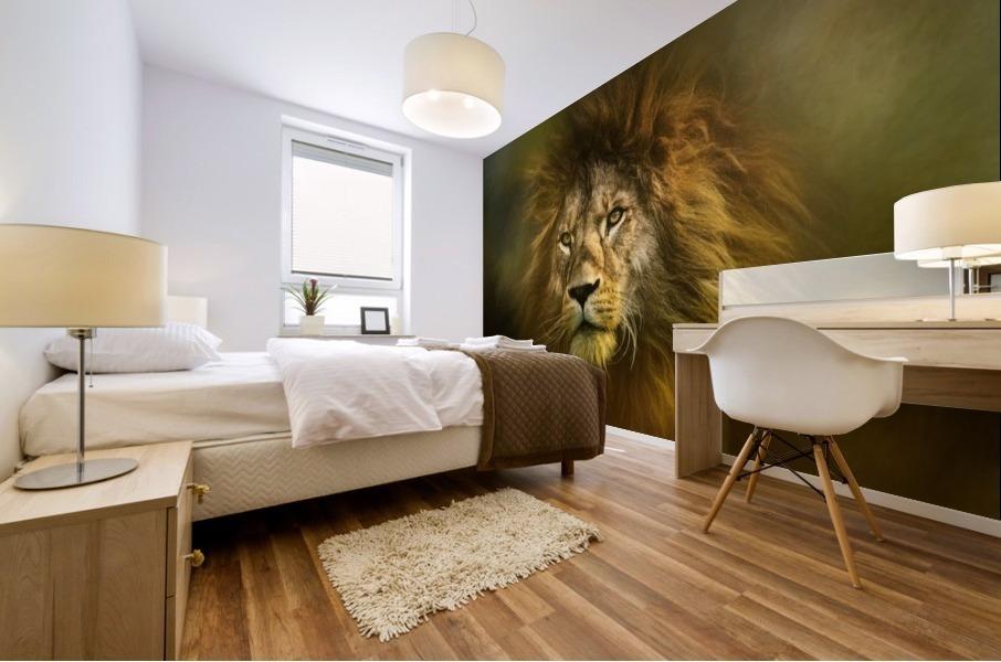 Lion King Mural print