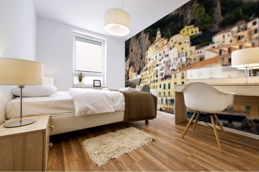 Amalfi Coast Super Panoramic  Mural print