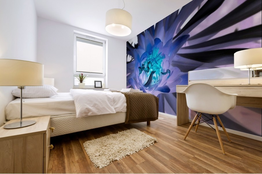 BLAZE Impression murale
