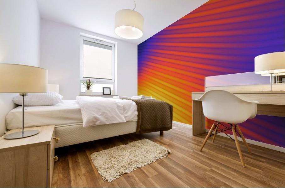 patterns shapes cool fun design (3) Mural print