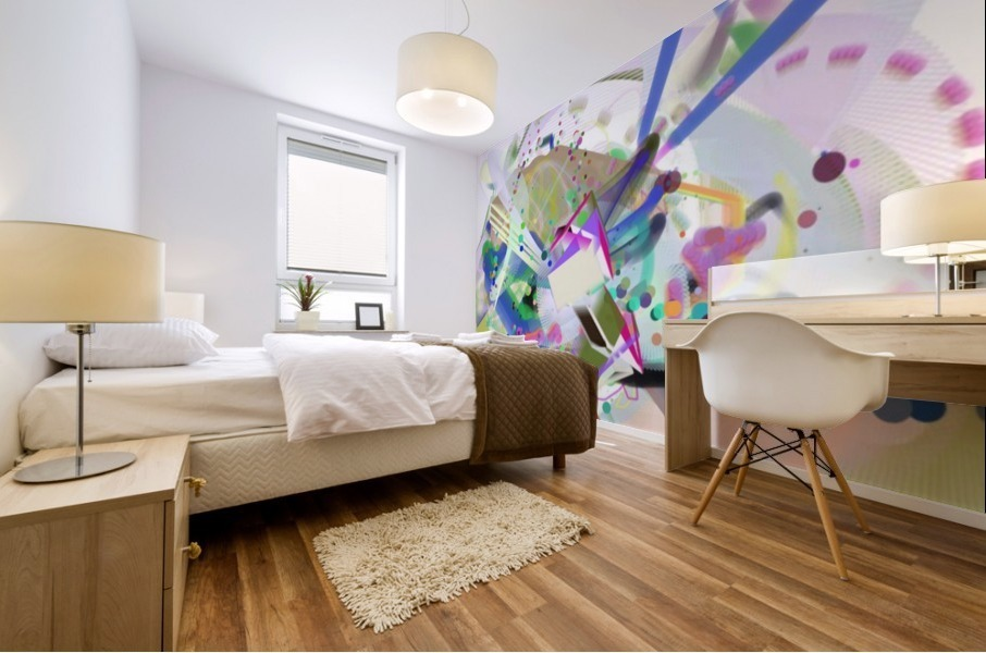 New Popular Beautiful Patterns Cool Design Best Abstract Art (4) Mural print