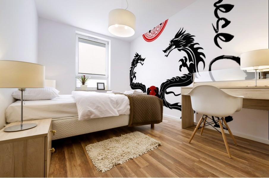 Chinese Concept 29A Impression murale